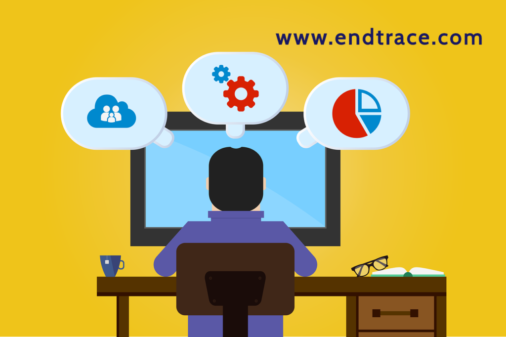 Endtrace an Online learning platforms - sites