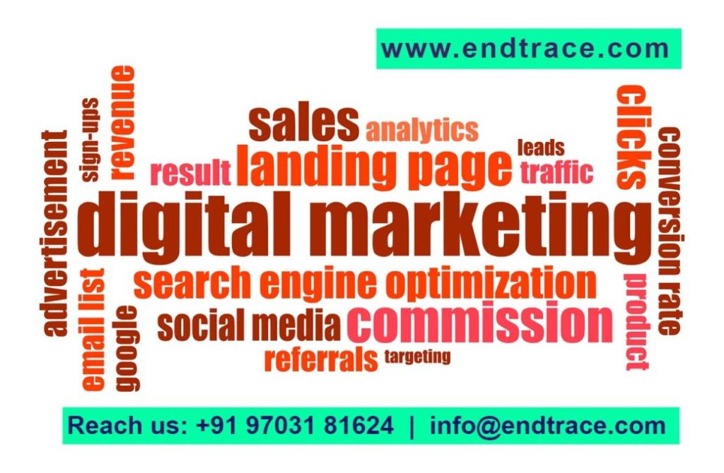 SEO-digital marketing Training - endtrace